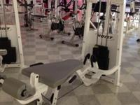 Provided to by Fitness Rush Equipment situated in