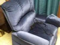 Selling a like new life chair. Only two years old and