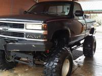 Hi guys, here is my 1990 Chevy k1500 for sale, the only