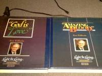 I have 2 sets from the Light for Living Ministries for