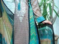Cloth/Shoes/Accessories:WomenLight Grey/Turquoise/Green
