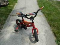 We bought this bike for my son who outgrew it before he