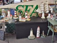 We have a collection of Nautical Themed Items that are