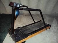 Lightly used Gold's Gym Trainer 480 treadmill. Cost