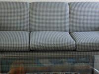 This sofa comes from a clean home and has been lightly