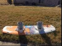 I am selling my Liquid force womens 134cm board the