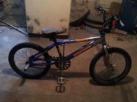 hi i got Mongoose ridin few times bought brand new my