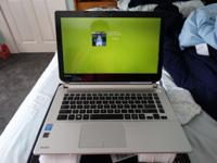 I am selling a like new Toshiba E45 B4200