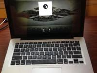 "For sale is a gorgeous 13"" MacBook Pro and a 32 GB iPad"