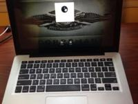 "For sale is a stunning 13"" MacBook Pro and a 32 GB iPad"