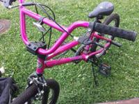 Selling a Mongoose bike. Originally paid $120 dollars