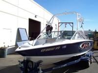 Manufacturer : Mastercraft Model : X 9 Year : 2000