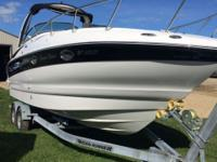 BEST Deal out there. Immaculate 2007 Crownline 270 CR