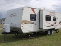Year:2011 Make: KZ SPREE Model: 250SD Weight: 4500
