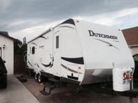 Very nice like new 30 foot 2012 Dutchmen with 16 foot