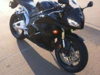 Like NEW 2012 Honda CBR 600RR! Asking $9,500 OBO.