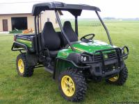 For sale a 2012 John Deere Gator 825i XUV 4x4, used