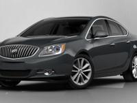 LIKE NEW 2013 Buick Verano 4-Door Sedan in Gray, stock
