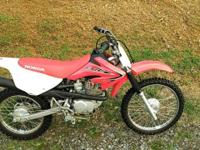 Like New 2013 Honda CRF100F For Sale or Trade - Bike