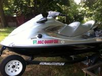 2013 Yamaha VX Cruiser wave runner 3 seater with less