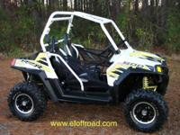 2014 Polaris RZR S 800 Limited Edition 4x4. Like NEW!