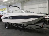LIKE NEW 2014 RINKER 200 MTX WITH ONLY 2 ENGINE HOURS