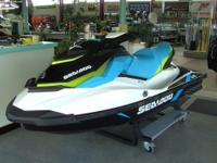 VALUE PACKAGE! LIKE-NEW 2016 Sea-Doo GTI 130 personal