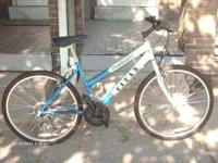 This bike is like new. Cost $229.00 + Tax. Bike has