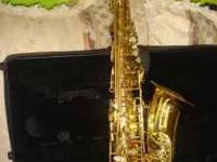 Like **New**Selmer Saxophone;;For sale for $1,800..