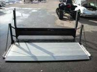I have for sale an almost new Tommy Lift Gate, It came