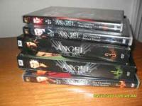 Season 1 – 5 / Perfect Condition! Please reply to