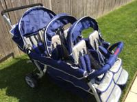 I have the Angeles' Surestop Folding Bye Bye Stroller 6