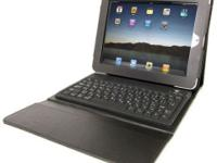 Like new Apple IPad with Bluetooth keyboard... Model
