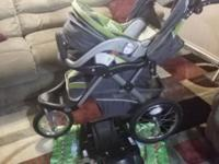 I have a Baby Trend Expedition ELX Travel System