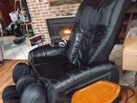 This chair cost close to $3000.00 when bought a couple