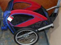 I am selling my very gently used Schwinn Bike Trailer