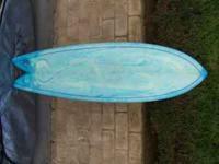 "5'8"" X 20.5 X 2,75 Fish surfboard.. Fun, fast, and"