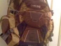 I'm looking to trade this backpack. Send me a text or
