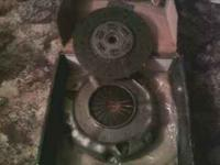 I have a like new clutch and pressure plate for older