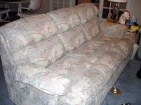 Excellent like new condition Lazy-Boy queen size