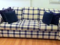 Couch Sleeper in fresh condition for sale. The couch is