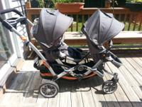 I have a Contours by Kolcraft double stroller for sale
