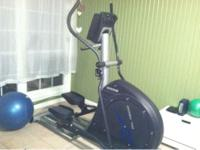 Reebok elliptical RL1500 model. Just about a few years