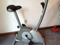 This exercise bike is brand new. Stamina 1300.  $50.