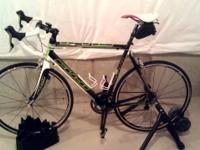 Like new Fuji Team Pro Edition Road bike size 58cm,