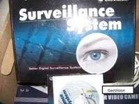 THIS SURVEILANCE SYSTEM IS GREAT FOR DETERING CRIME. 2