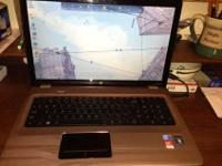 "I have an Hp Dv7 that has a 17.3"" screen it also has"
