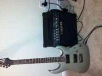 I am trying to sell my gently used Ibanez RGA32 with a