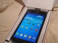 like new in original box. at&t  Samsung Galaxy S 4