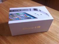 like new in the box a white Iphone 4S AT&T $250. mt.
